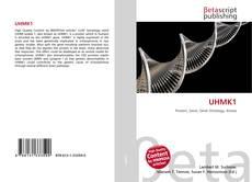 Capa do livro de UHMK1