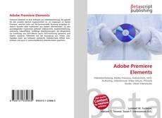Bookcover of Adobe Premiere Elements