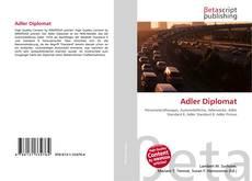 Borítókép a  Adler Diplomat - hoz