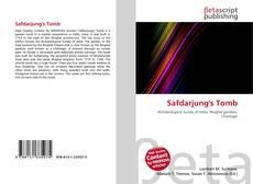 Safdarjung's Tomb kitap kapağı