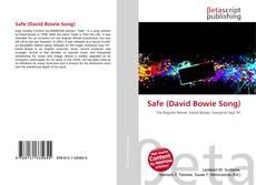 Copertina di Safe (David Bowie Song)