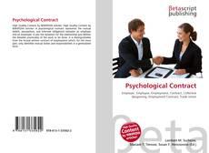 Bookcover of Psychological Contract
