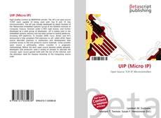 Capa do livro de UIP (Micro IP)