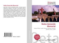 Обложка Wales Genocide Memorial