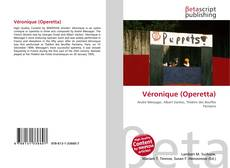 Capa do livro de Véronique (Operetta)