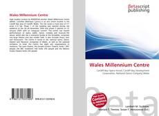 Обложка Wales Millennium Centre