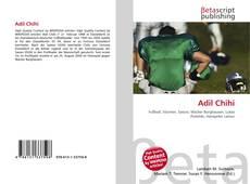 Buchcover von Adil Chihi