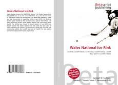 Portada del libro de Wales National Ice Rink
