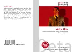 Bookcover of Víctor Alba