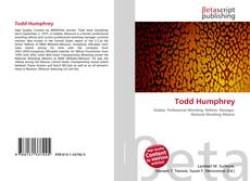 Bookcover of Todd Humphrey