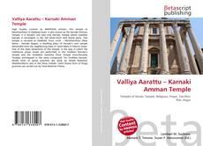 Portada del libro de Valliya Aarattu – Karnaki Amman Temple