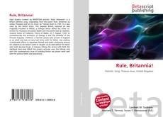 Bookcover of Rule, Britannia!