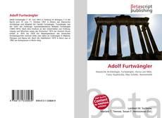 Couverture de Adolf Furtwängler