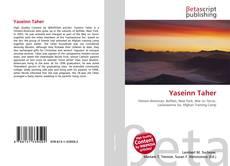 Yaseinn Taher kitap kapağı