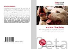 Animal Chaplains kitap kapağı
