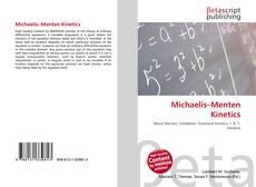 Bookcover of Michaelis–Menten Kinetics
