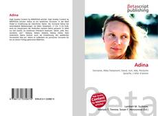 Bookcover of Adina