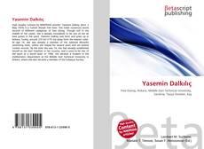 Yasemin Dalkılıç kitap kapağı