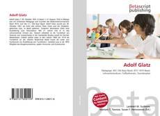 Capa do livro de Adolf Glatz