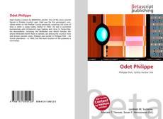 Обложка Odet Philippe