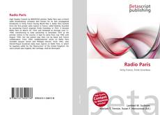 Radio Paris的封面