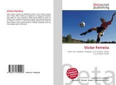 Buchcover von Víctor Ferreira