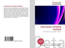 Couverture de Safe Harbor Certified Seafood
