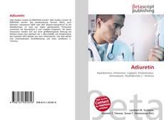 Обложка Adiuretin