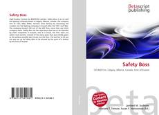 Capa do livro de Safety Boss
