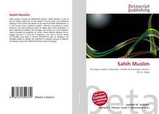 Sahih Muslim的封面