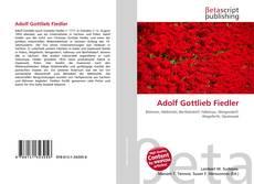 Copertina di Adolf Gottlieb Fiedler