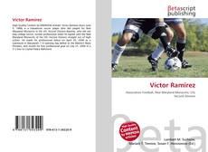 Portada del libro de Víctor Ramírez