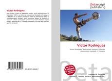Buchcover von Víctor Rodríguez
