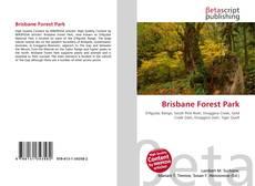 Copertina di Brisbane Forest Park