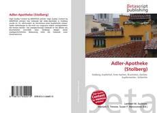 Adler-Apotheke (Stolberg) kitap kapağı