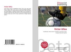 Bookcover of Víctor Ulloa