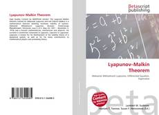 Bookcover of Lyapunov–Malkin Theorem