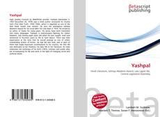 Yashpal kitap kapağı
