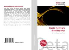Buchcover von Radio Newyork International