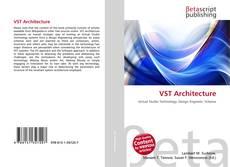 Couverture de VST Architecture