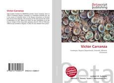 Couverture de Víctor Carranza