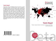 Bookcover of Yasin Hayal