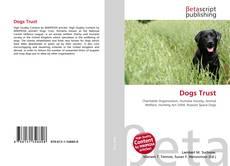 Portada del libro de Dogs Trust