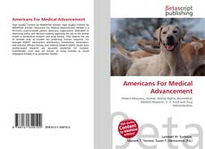Borítókép a  Americans For Medical Advancement - hoz