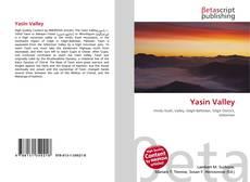 Yasin Valley的封面
