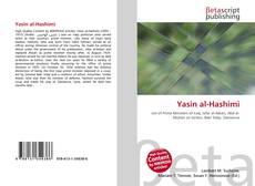 Yasin al-Hashimi的封面