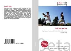 Bookcover of Víctor Díaz