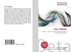 Bookcover of Yasir Abbasi