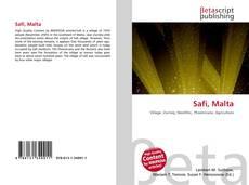 Safi, Malta的封面
