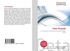 Bookcover of Yasir Pirzada